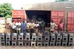 Micro-entreprise projet Benin