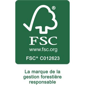 Imprimerie Villière imprimeur certifié FSC C012623