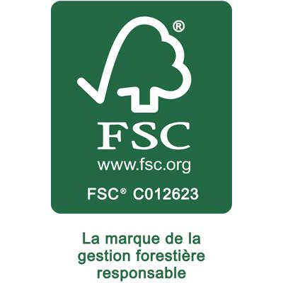 Certification FSC Imprimerie Villière
