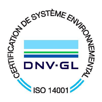 Certification de système environnemental ISO 14001 de l'imprimerie Villière