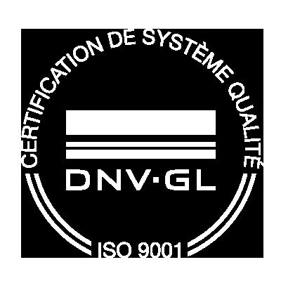 Certification ISO 9001 Imprimerie Villière